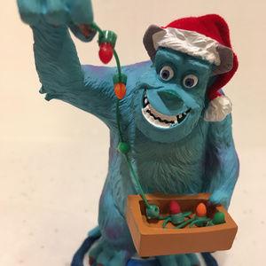 DISNEY PARK Monsters Inc Sulley Christmas Ornament